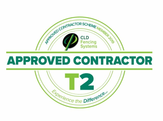 Havering Fencing awarded CLD T2 Approved Contractor status