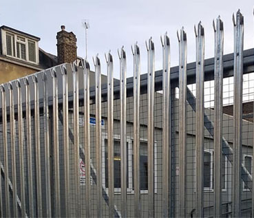 Havering completes latest security fencing project