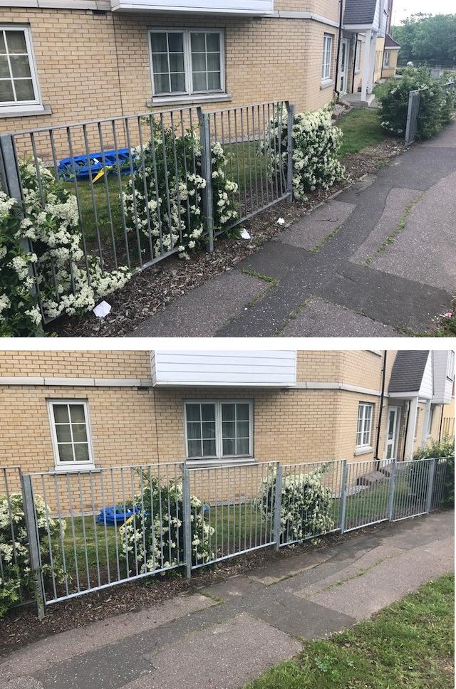 Bespoke Fence Repairs