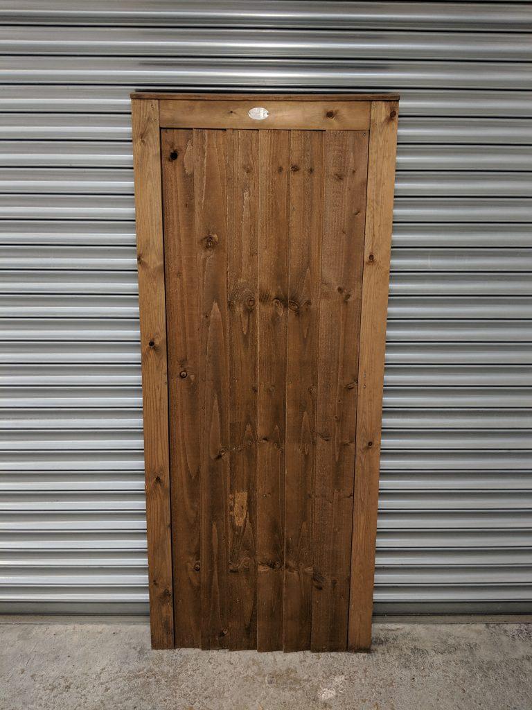 Gate - Framed, Ledged and Braced, Wooden Closeboard Gate Sale