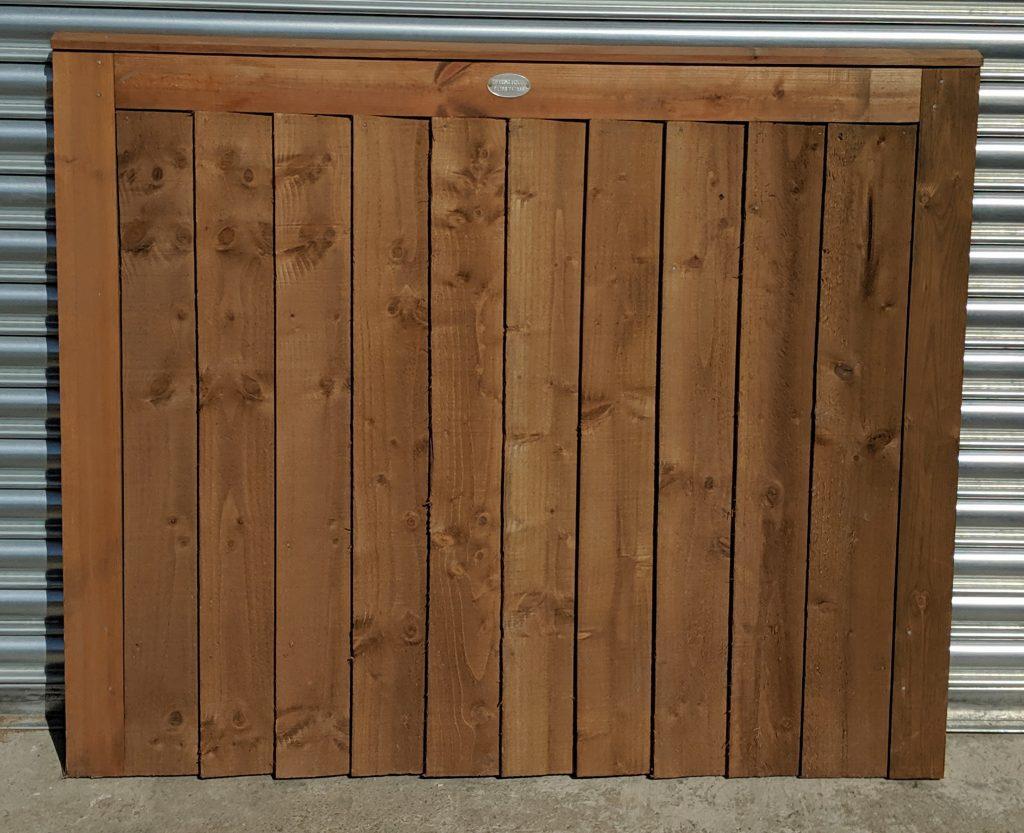 Framed, Ledged and Braced, Wooden Closeboard Gate Sale